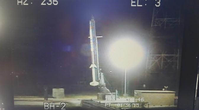 SubTec-6 – Sounding Rocket Flight Ends Prematurely with a Crash