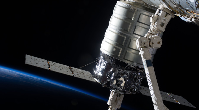 Orbital Science announces ISS Commercial Resupply Services Mission (Orb-3) Launch