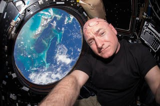 NASA Astronaut Scott Kelly Talks One-Year Mission in Final In-Space News Conference