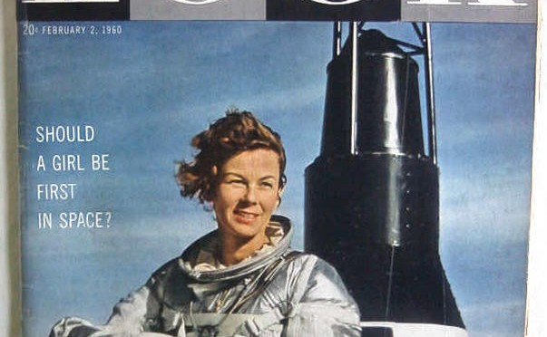 Women In Space: In The Beginning…