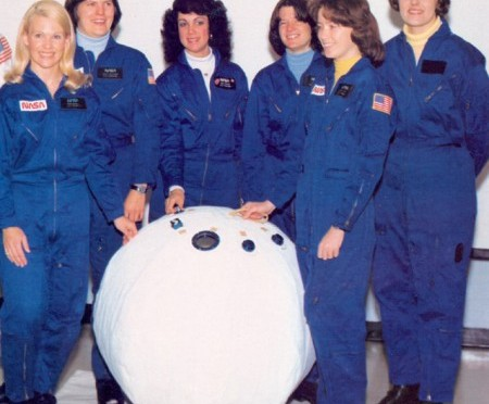 Women In Space: Dr. Anna Fisher, One Of The 'Original Six'